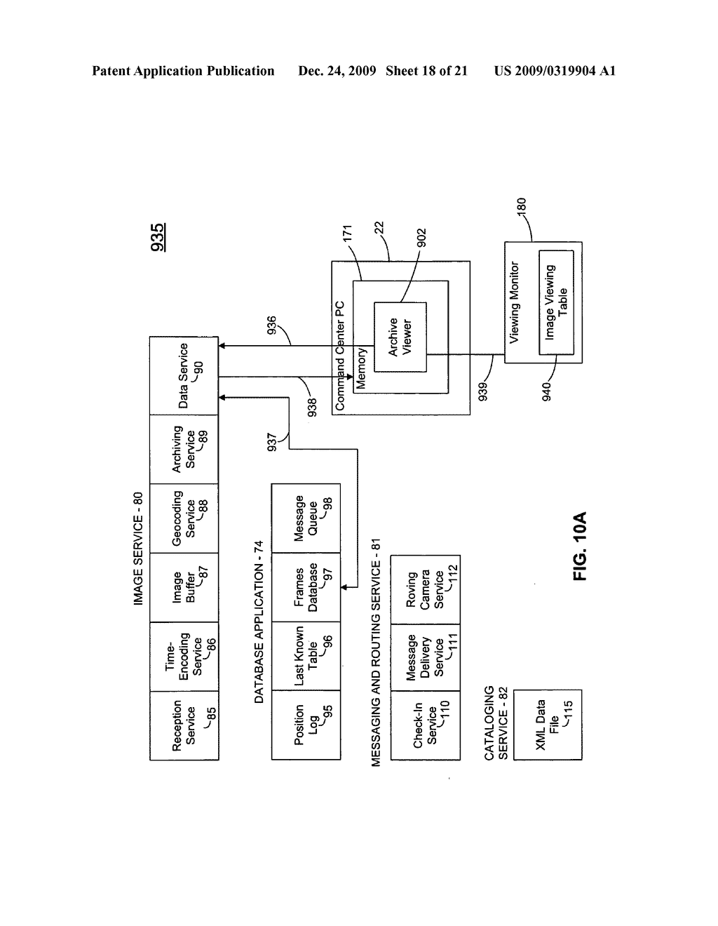 System and Method for Remote Data Acquisition and Distribution - diagram, schematic, and image 19