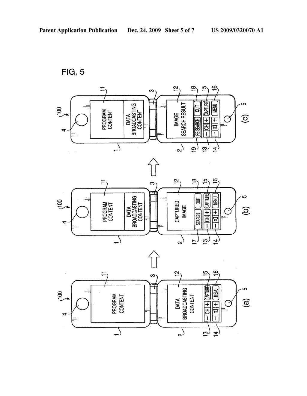 ELECTRONIC DEVICE, DISPLAY SYSTEM, DISPLAY METHOD, AND PROGRAM - diagram, schematic, and image 06