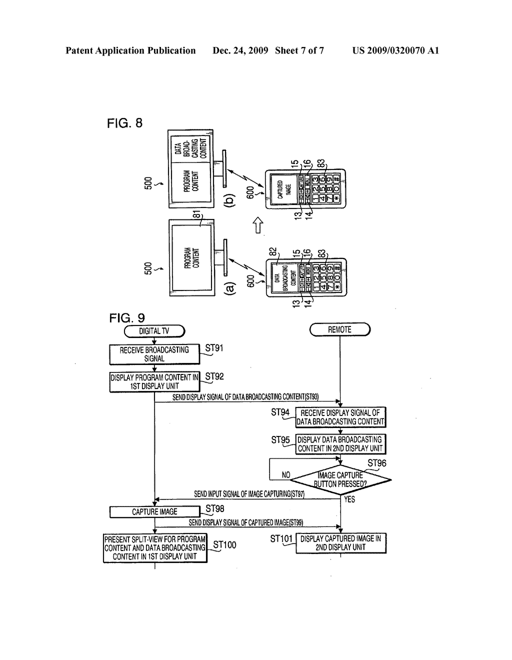 ELECTRONIC DEVICE, DISPLAY SYSTEM, DISPLAY METHOD, AND PROGRAM - diagram, schematic, and image 08