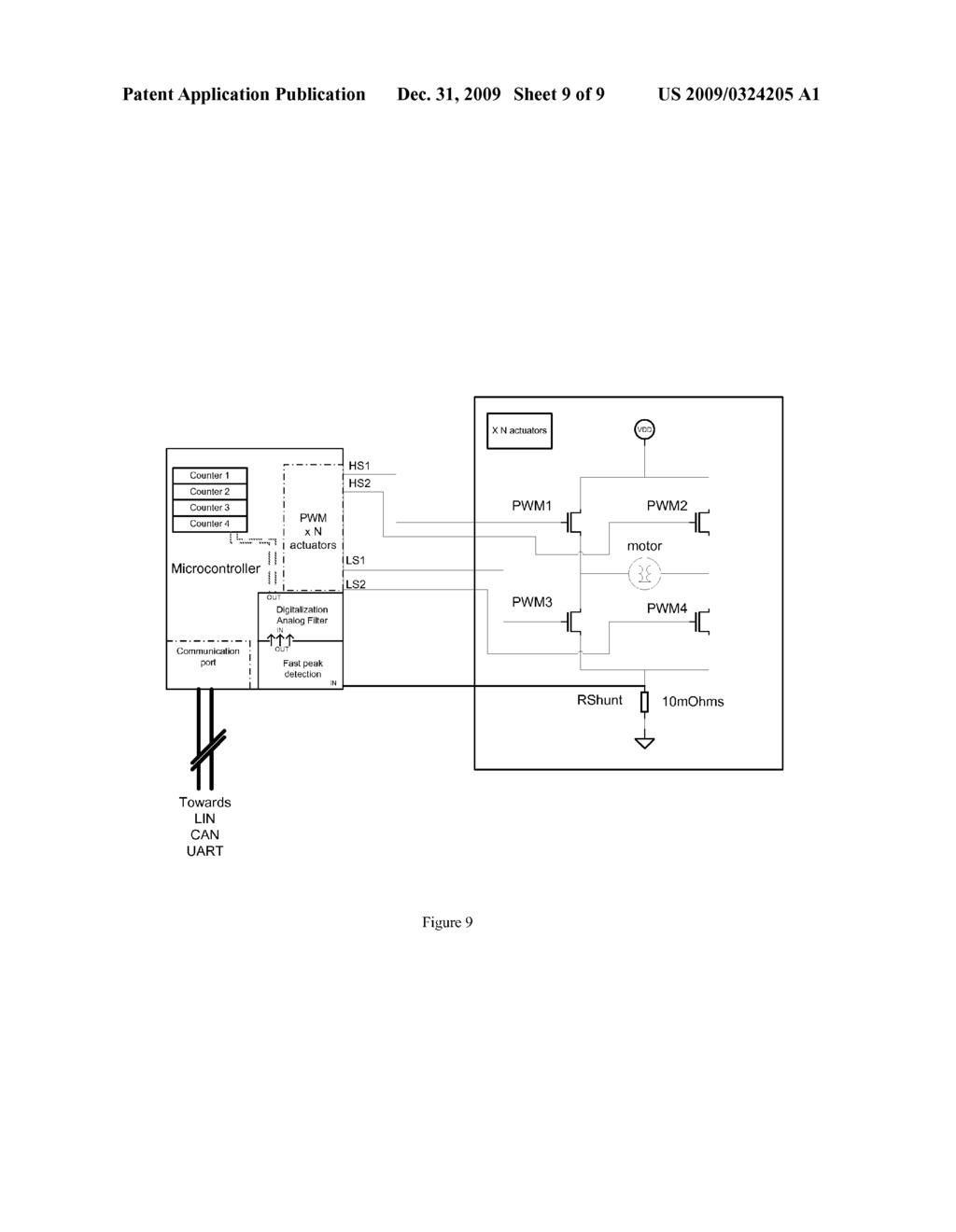 Pulse Width Modulation Dc Motor Control