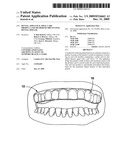 Dental appliance, oral care product and method of preventing dental disease diagram and image