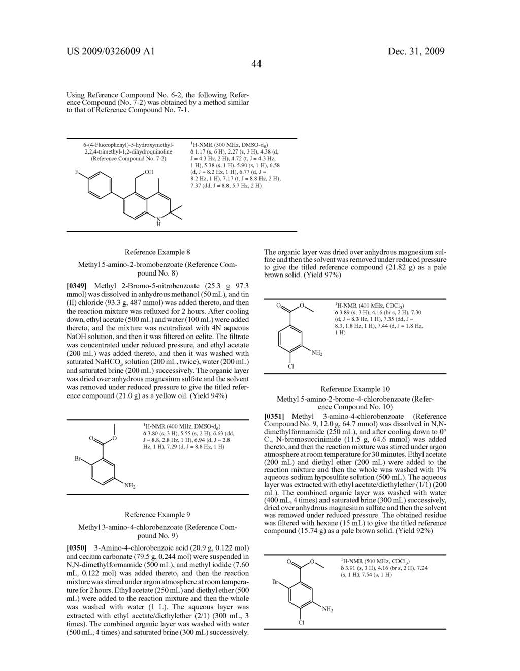 Novel 1-2-Dihydroquinoline Derivative Having Glucocorticoid Receptor Binding Activity - diagram, schematic, and image 45
