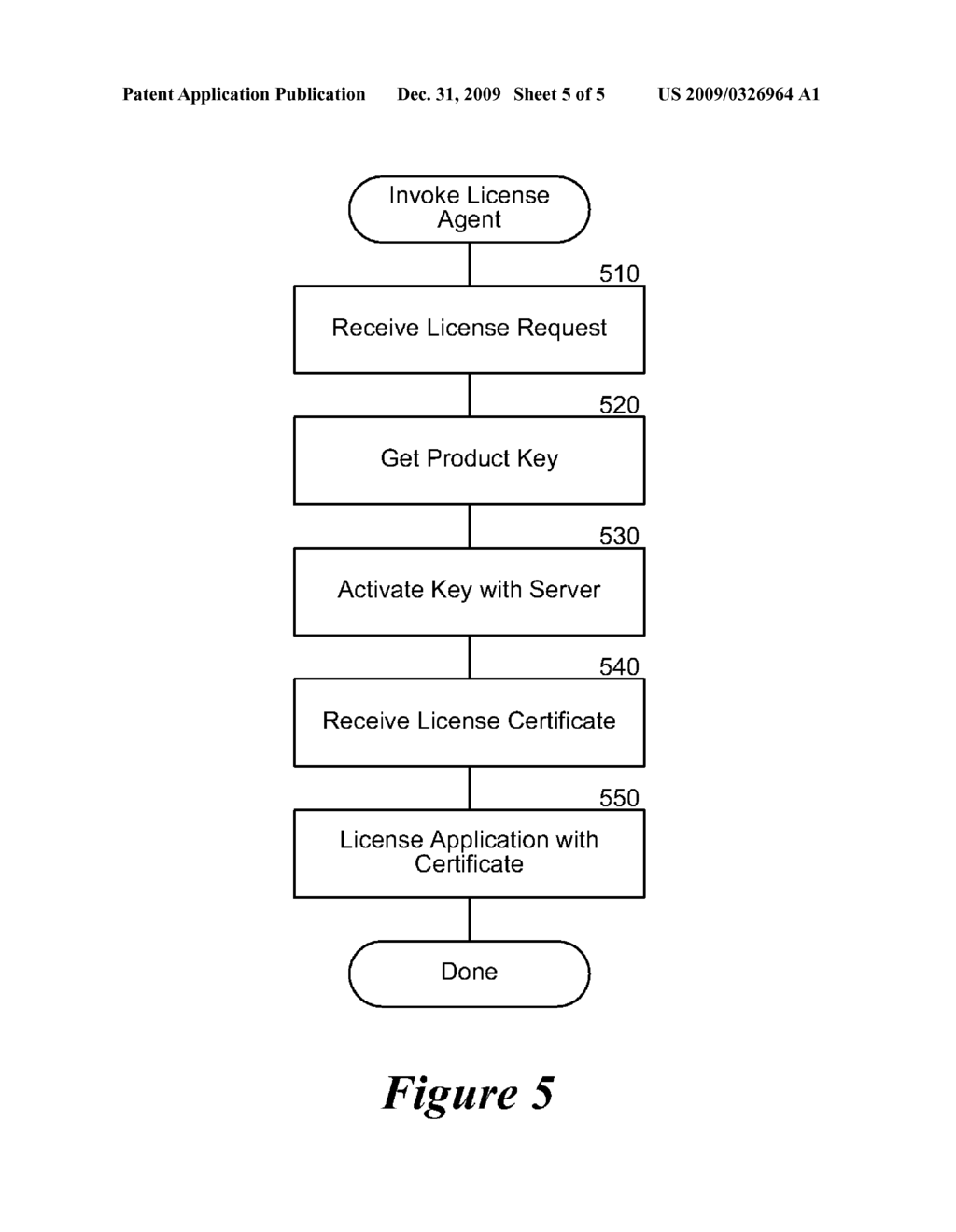 EXTENSIBLE AGENT-BASED LICENSE STRUCTURE - diagram, schematic, and image 06