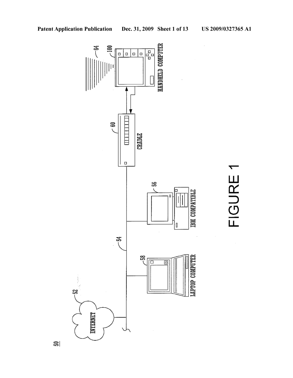 METHOD AND SYSTEM FOR COPYING A FILE USING A PORTABLE ELECTRONIC DEVICE - diagram, schematic, and image 02