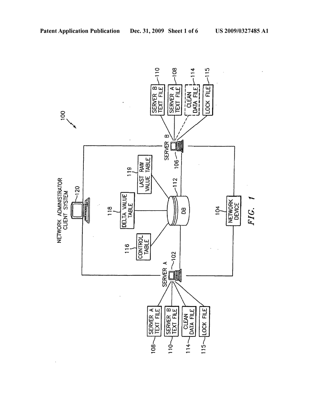 METHOD, SYSTEM, AND STORAGE MEDIUM FOR COLLECTING SNMP BANDWIDTH DATA - diagram, schematic, and image 02