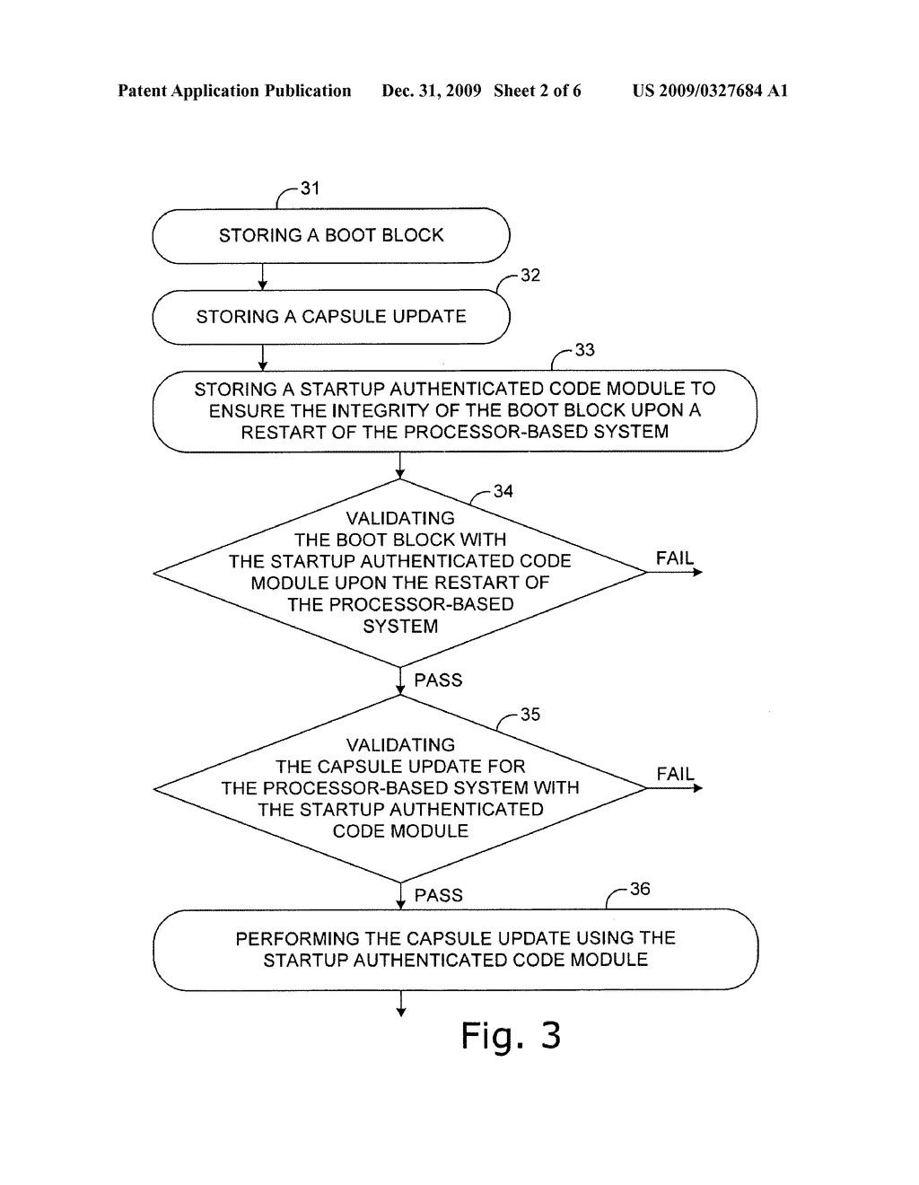 Apparatus and method for secure boot environment - diagram, schematic, and image 03