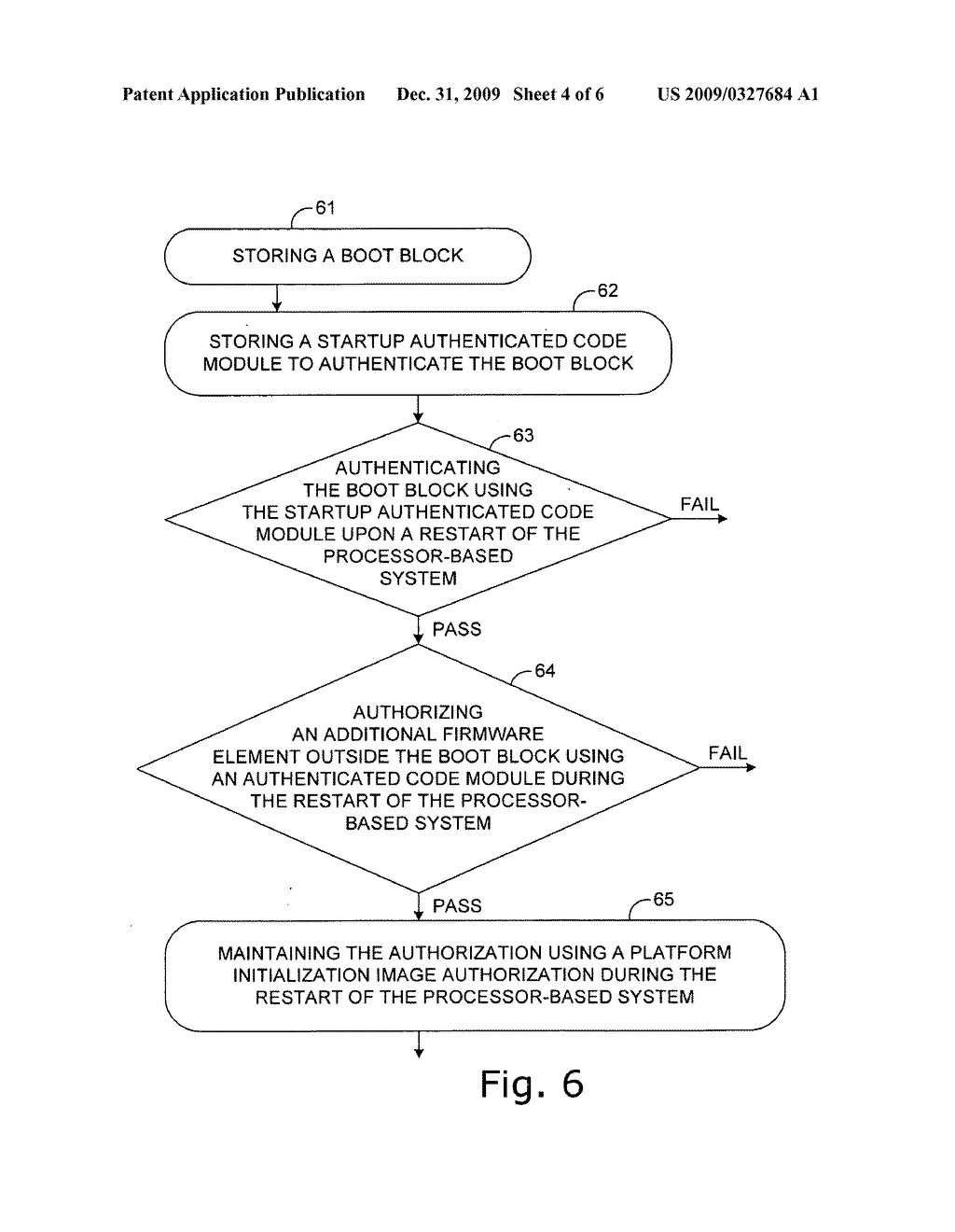 Apparatus and method for secure boot environment - diagram, schematic, and image 05