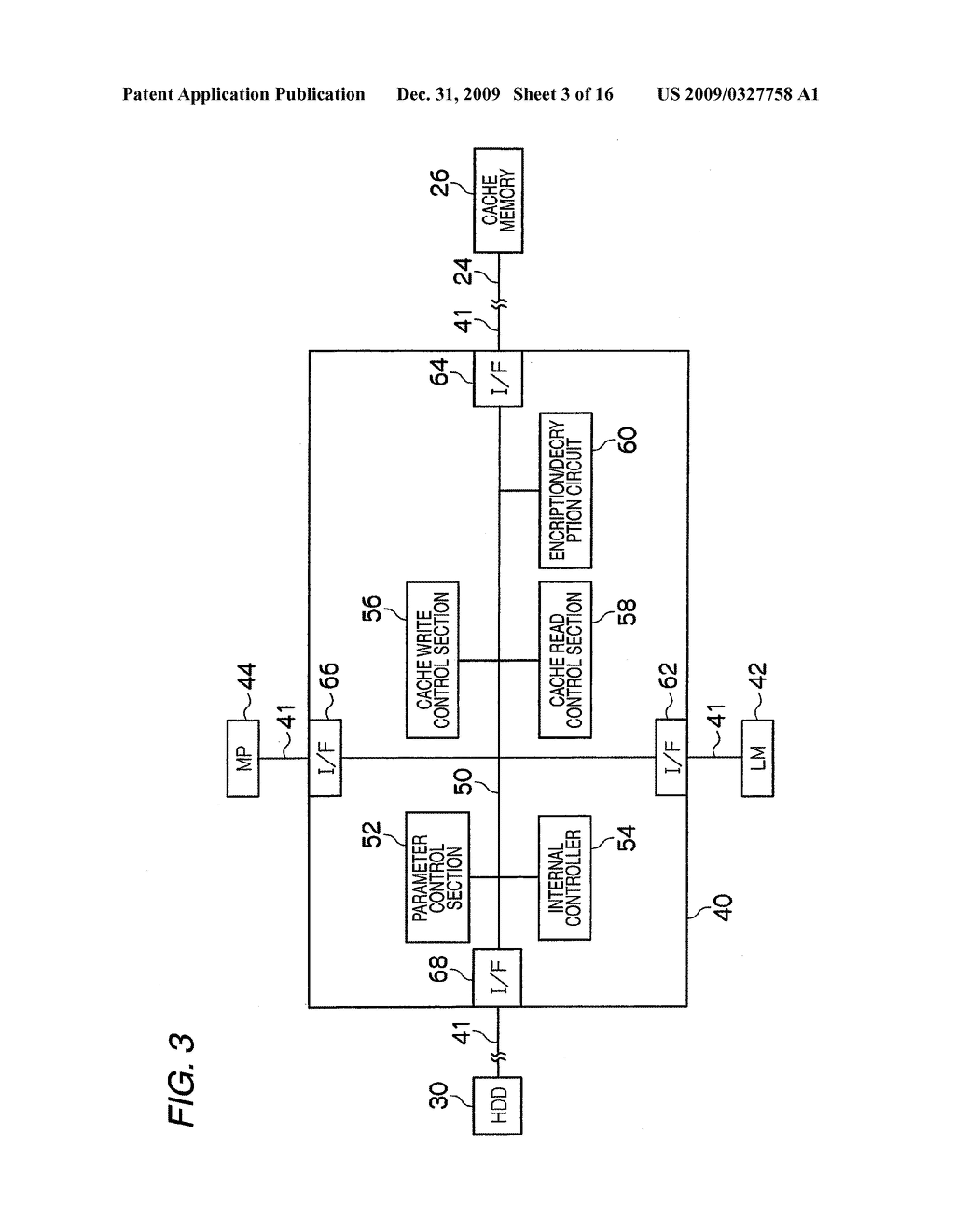 STORAGE APPARATUS AND DATA PROCESSING METHOD FOR STORAGE APPARATUS - diagram, schematic, and image 04