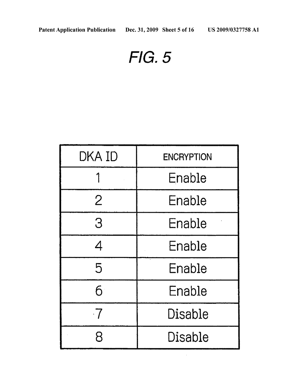 STORAGE APPARATUS AND DATA PROCESSING METHOD FOR STORAGE APPARATUS - diagram, schematic, and image 06