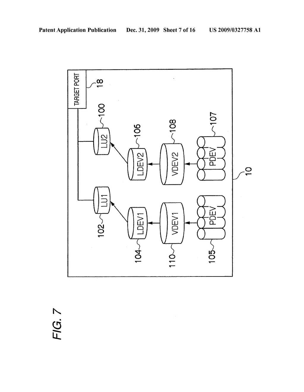 STORAGE APPARATUS AND DATA PROCESSING METHOD FOR STORAGE APPARATUS - diagram, schematic, and image 08