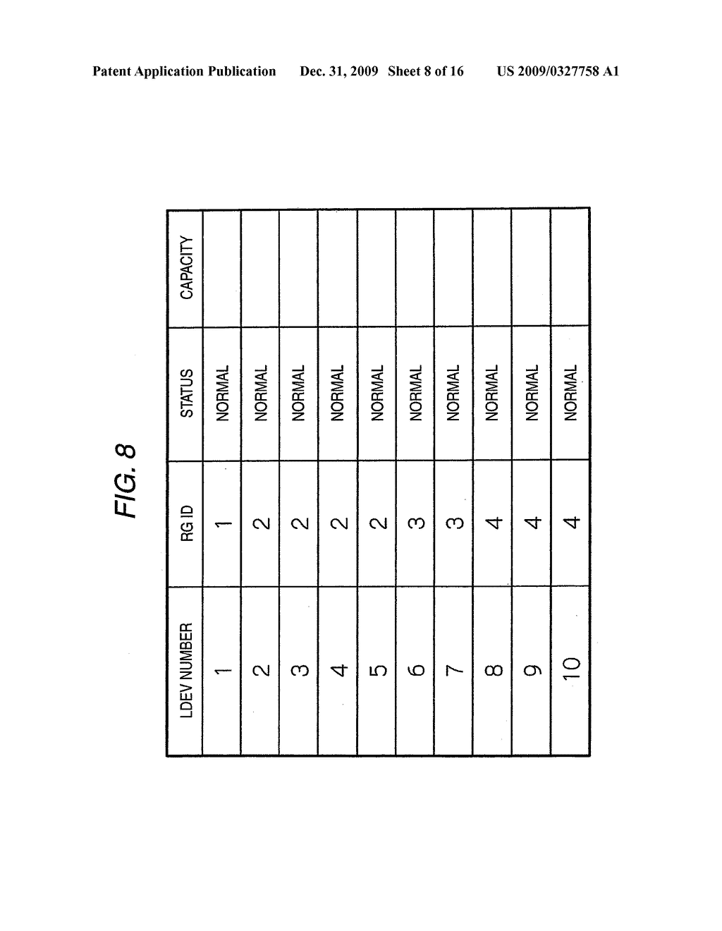 STORAGE APPARATUS AND DATA PROCESSING METHOD FOR STORAGE APPARATUS - diagram, schematic, and image 09