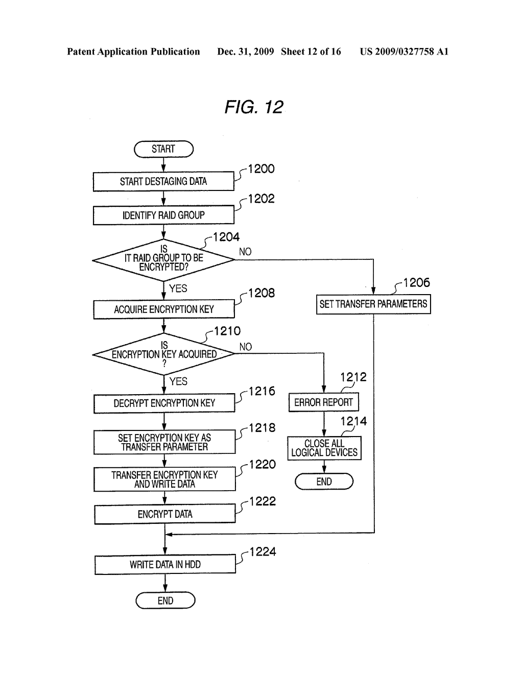 STORAGE APPARATUS AND DATA PROCESSING METHOD FOR STORAGE APPARATUS - diagram, schematic, and image 13