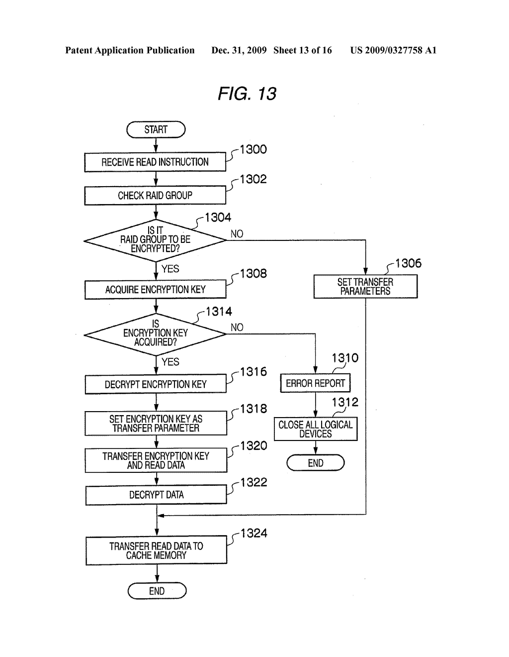 STORAGE APPARATUS AND DATA PROCESSING METHOD FOR STORAGE APPARATUS - diagram, schematic, and image 14