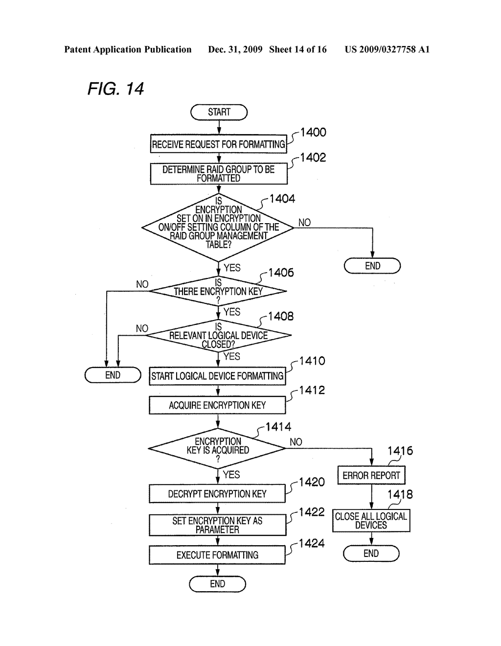 STORAGE APPARATUS AND DATA PROCESSING METHOD FOR STORAGE APPARATUS - diagram, schematic, and image 15