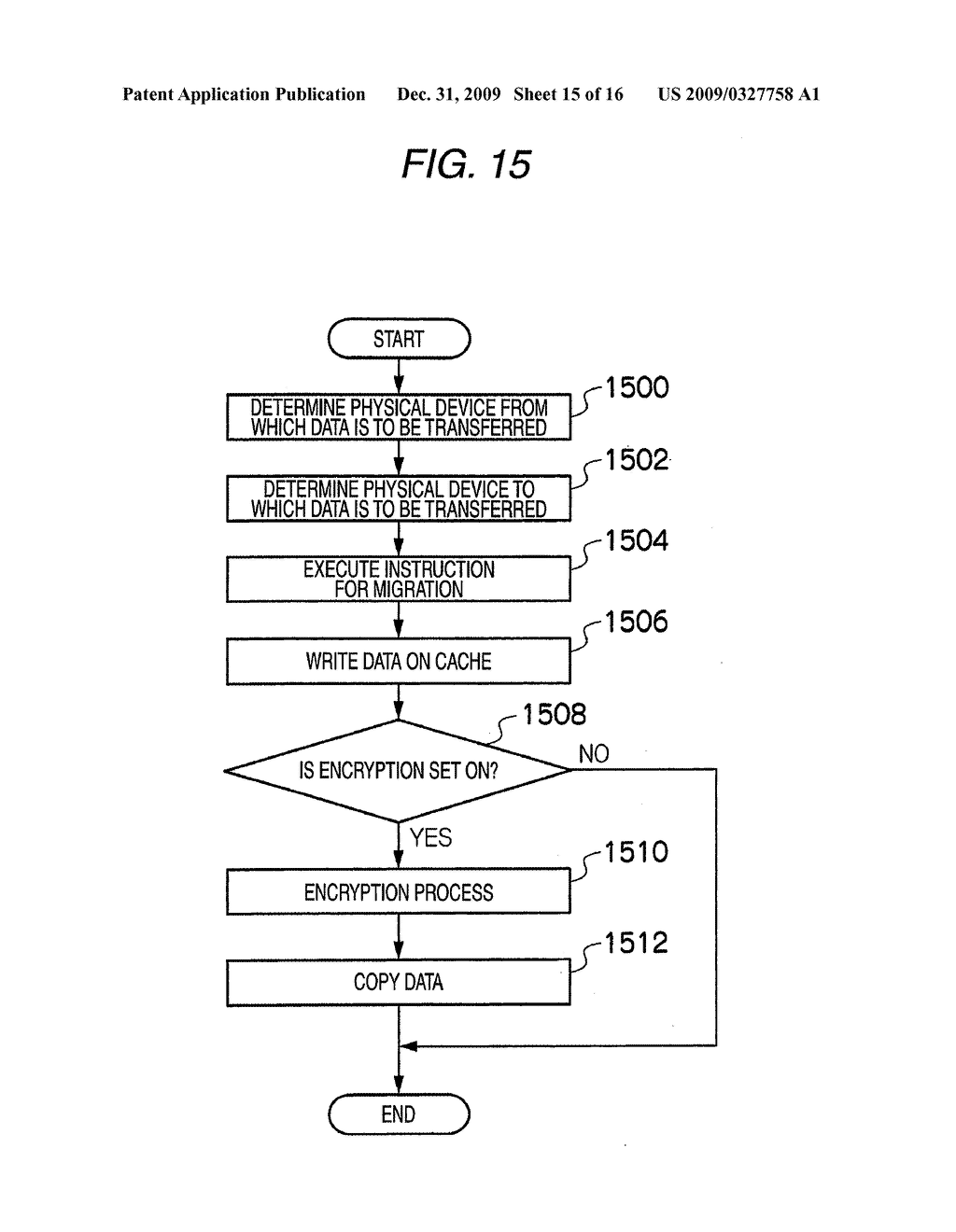 STORAGE APPARATUS AND DATA PROCESSING METHOD FOR STORAGE APPARATUS - diagram, schematic, and image 16