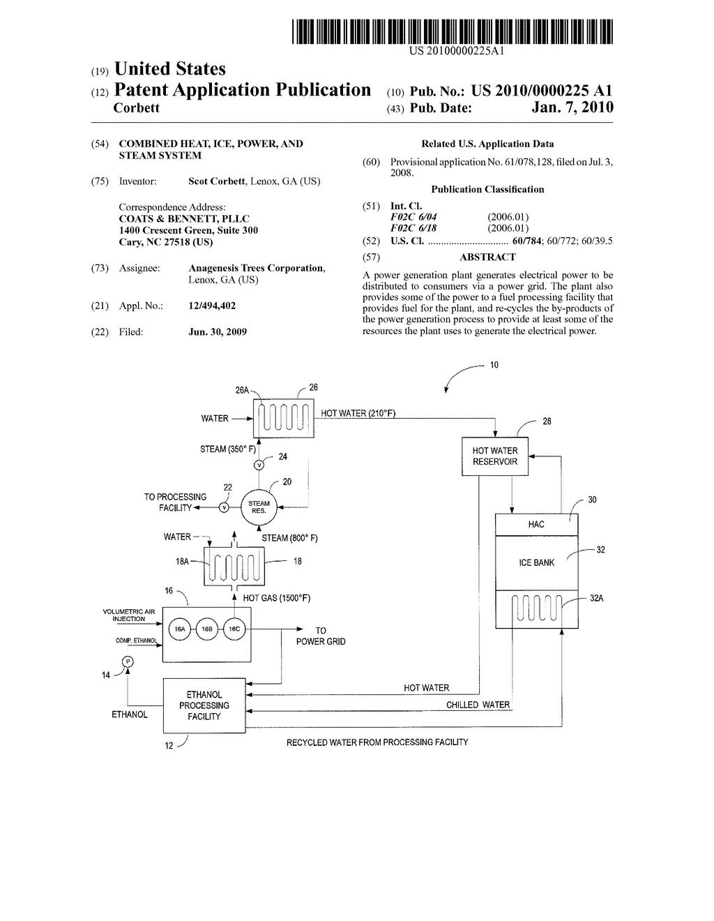 Combined Heat Ice Power And Steam System Diagram Schematic Rocket Engine Schematics Image 01