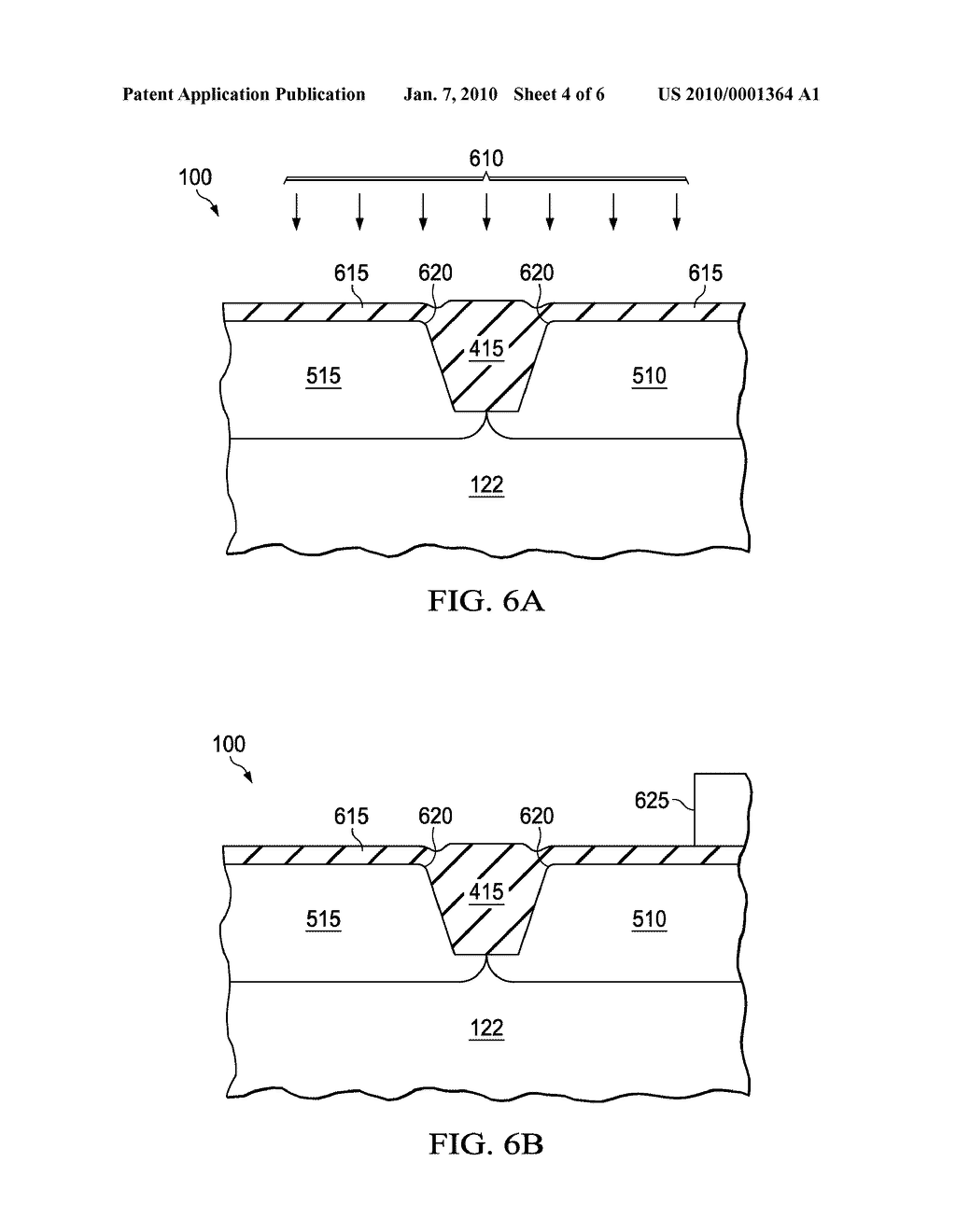 Semiconductor Device Having Improved Oxide Thickness at a Shallow Trench Isolation Edge and Method of Manufacture Thereof - diagram, schematic, and image 05