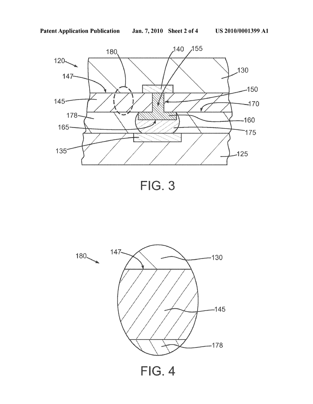 Semiconductor Chip Passivation Structures and Methods of Making the Same - diagram, schematic, and image 03