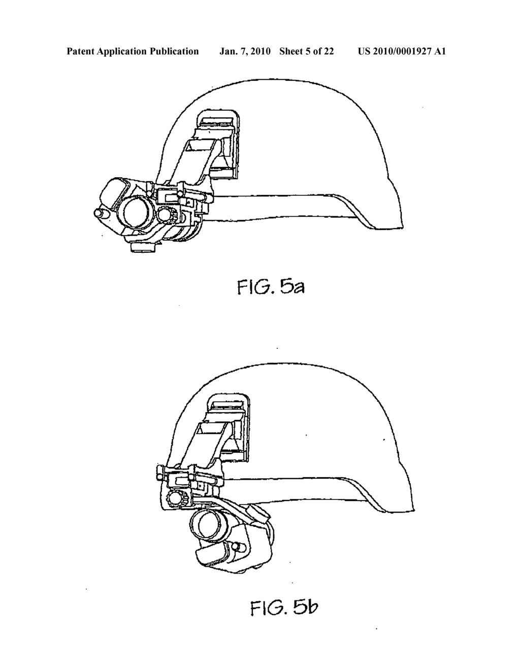 Helmet mounted modular night vision enhancement apparatus - diagram, schematic, and image 06