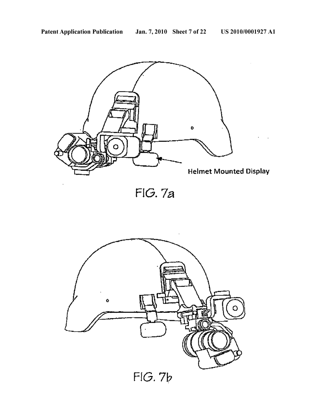 Helmet mounted modular night vision enhancement apparatus - diagram, schematic, and image 08