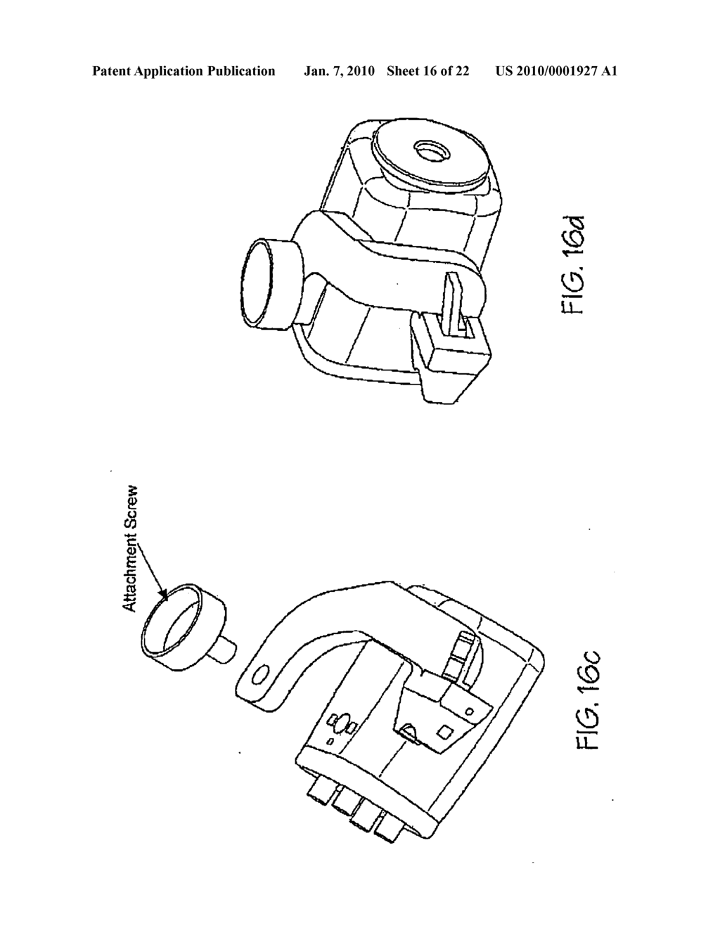Helmet mounted modular night vision enhancement apparatus - diagram, schematic, and image 17