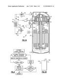 REFRIGERANT SYSTEM WITH MULTI-SPEED SCROLL COMPRESSOR AND ECONOMIZER CIRCUIT diagram and image