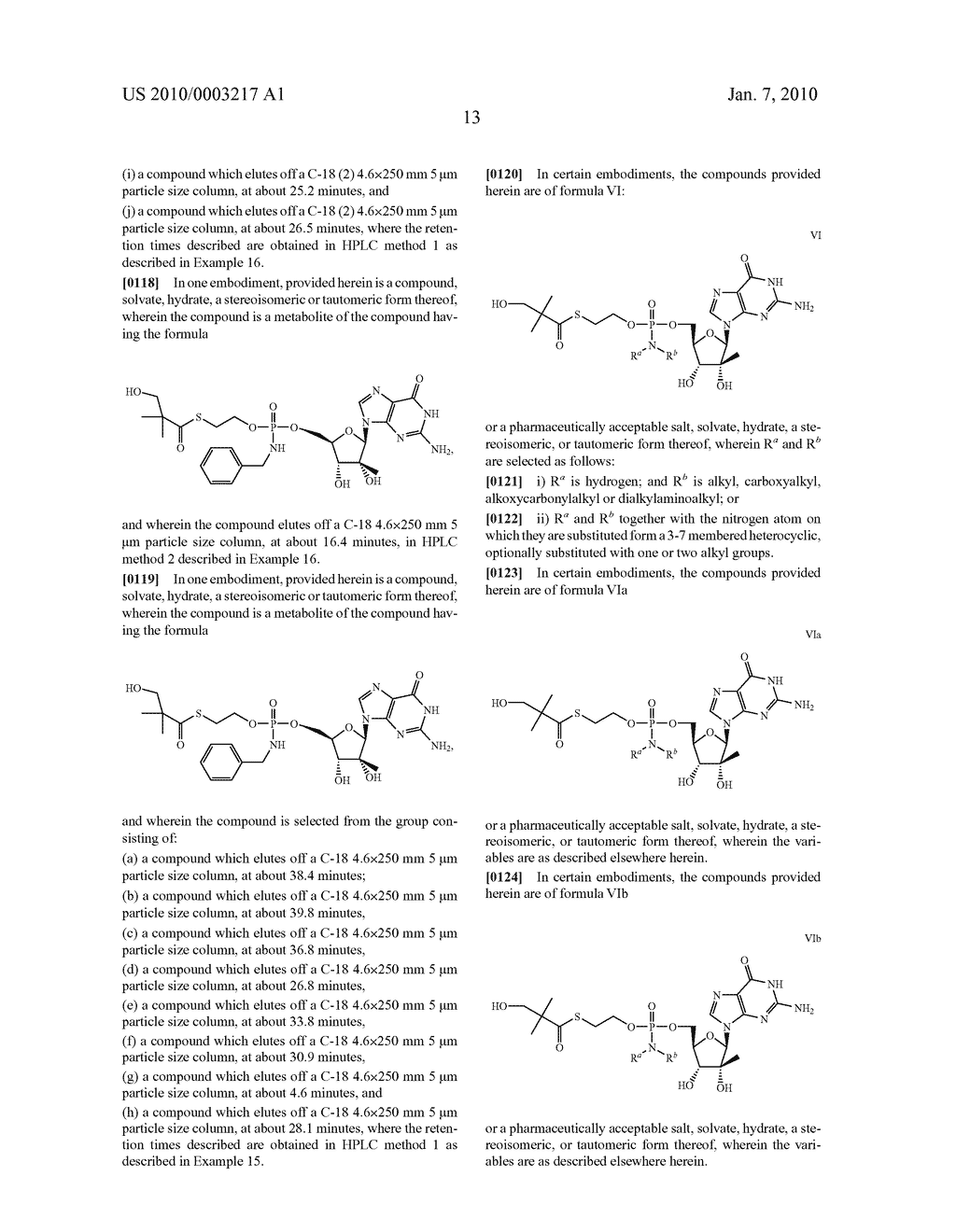Compounds and Pharmaceutical Compositions for the Treatment of Viral Infections - diagram, schematic, and image 18