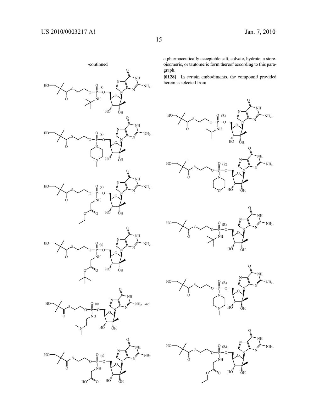 Compounds and Pharmaceutical Compositions for the Treatment of Viral Infections - diagram, schematic, and image 20