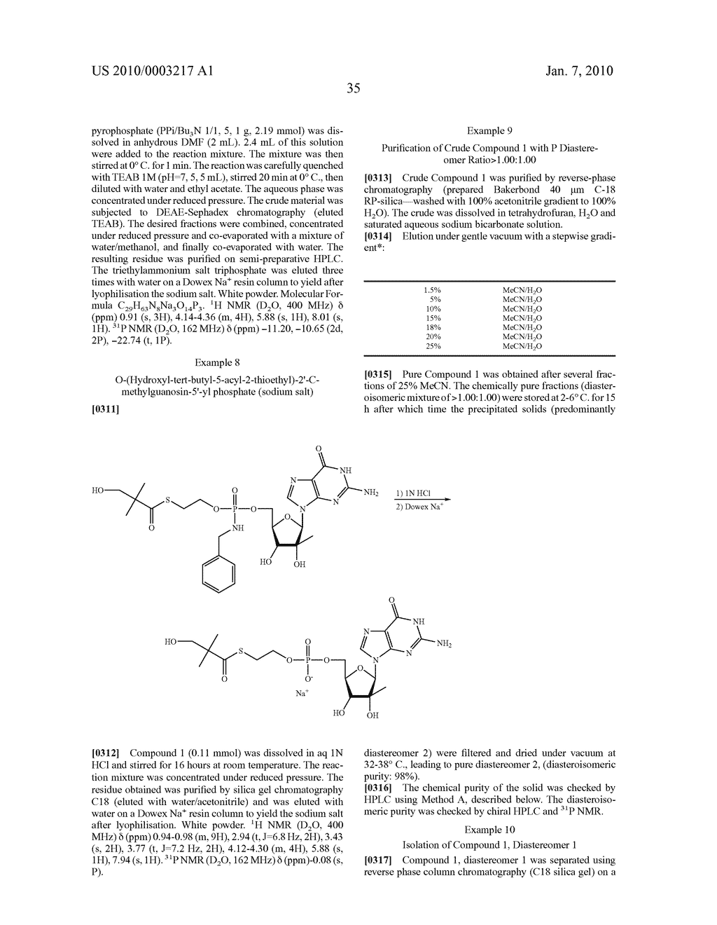 Compounds and Pharmaceutical Compositions for the Treatment of Viral Infections - diagram, schematic, and image 40