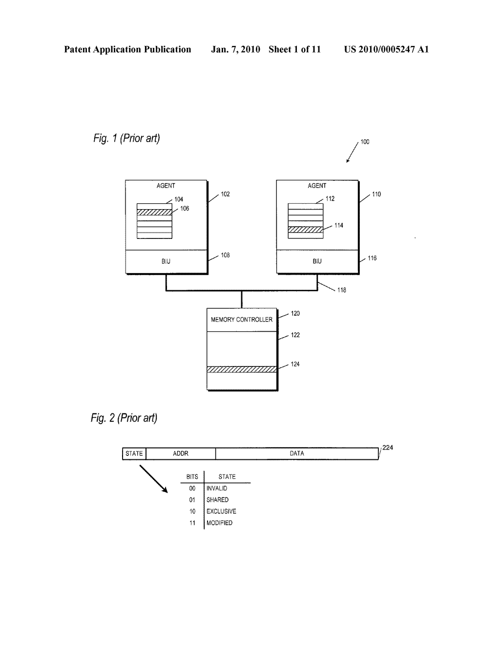 Method and Apparatus for Global Ordering to Insure Latency Independent Coherence - diagram, schematic, and image 02