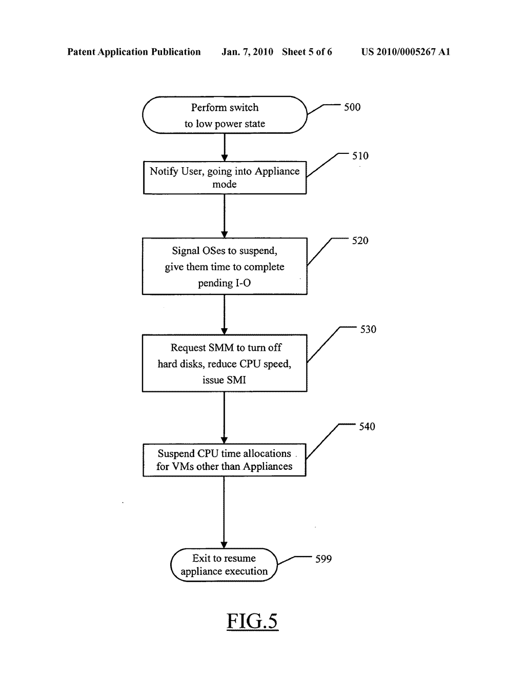 Memory management for hypervisor loading - diagram, schematic, and image 06