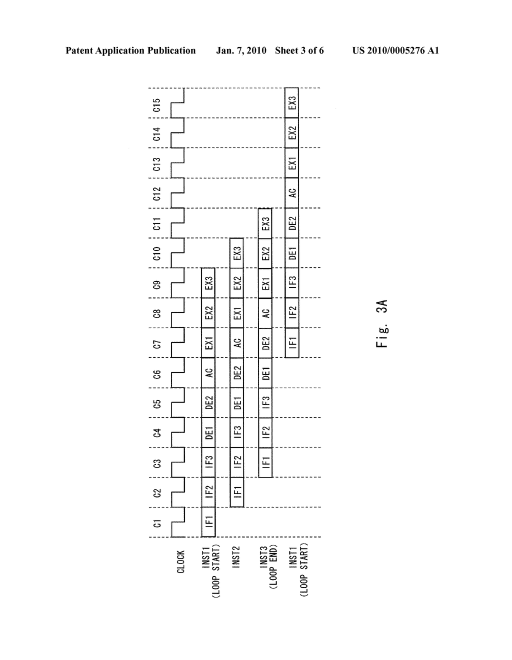 INFORMATION PROCESSING DEVICE AND METHOD OF CONTROLLING INSTRUCTION FETCH - diagram, schematic, and image 04