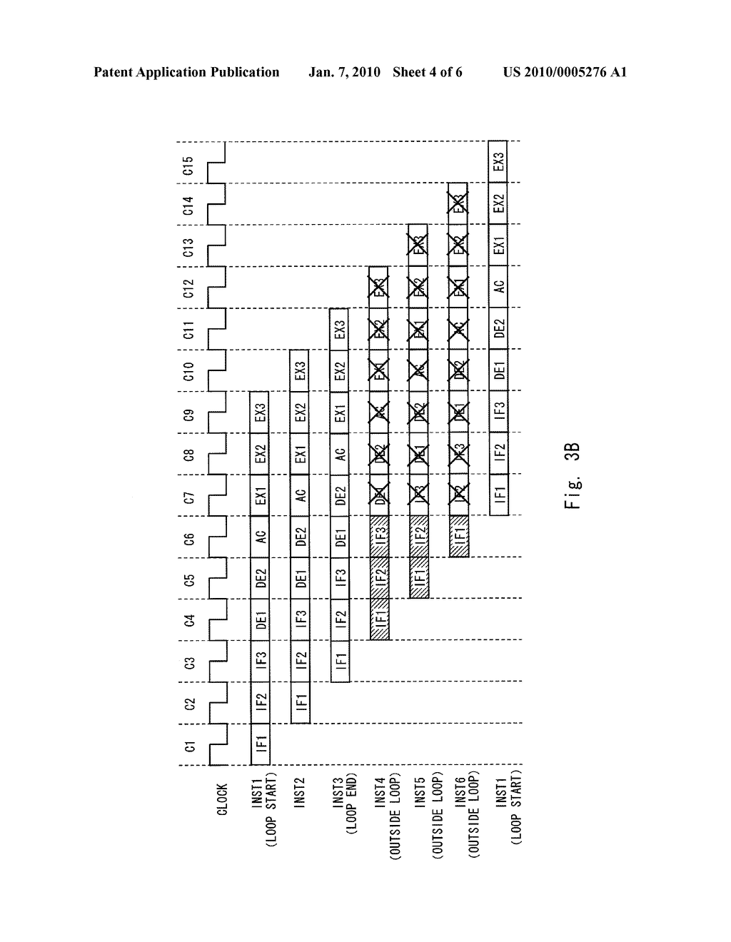 INFORMATION PROCESSING DEVICE AND METHOD OF CONTROLLING INSTRUCTION FETCH - diagram, schematic, and image 05