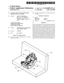 Car Seat Recline Mechanism with Double Acting Actuator diagram and image