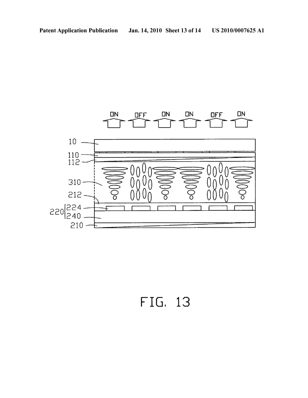 Touch panel, liquid crystal display screen using the same, and methods for making the touch panel and the liquid crystal display screen - diagram, schematic, and image 14