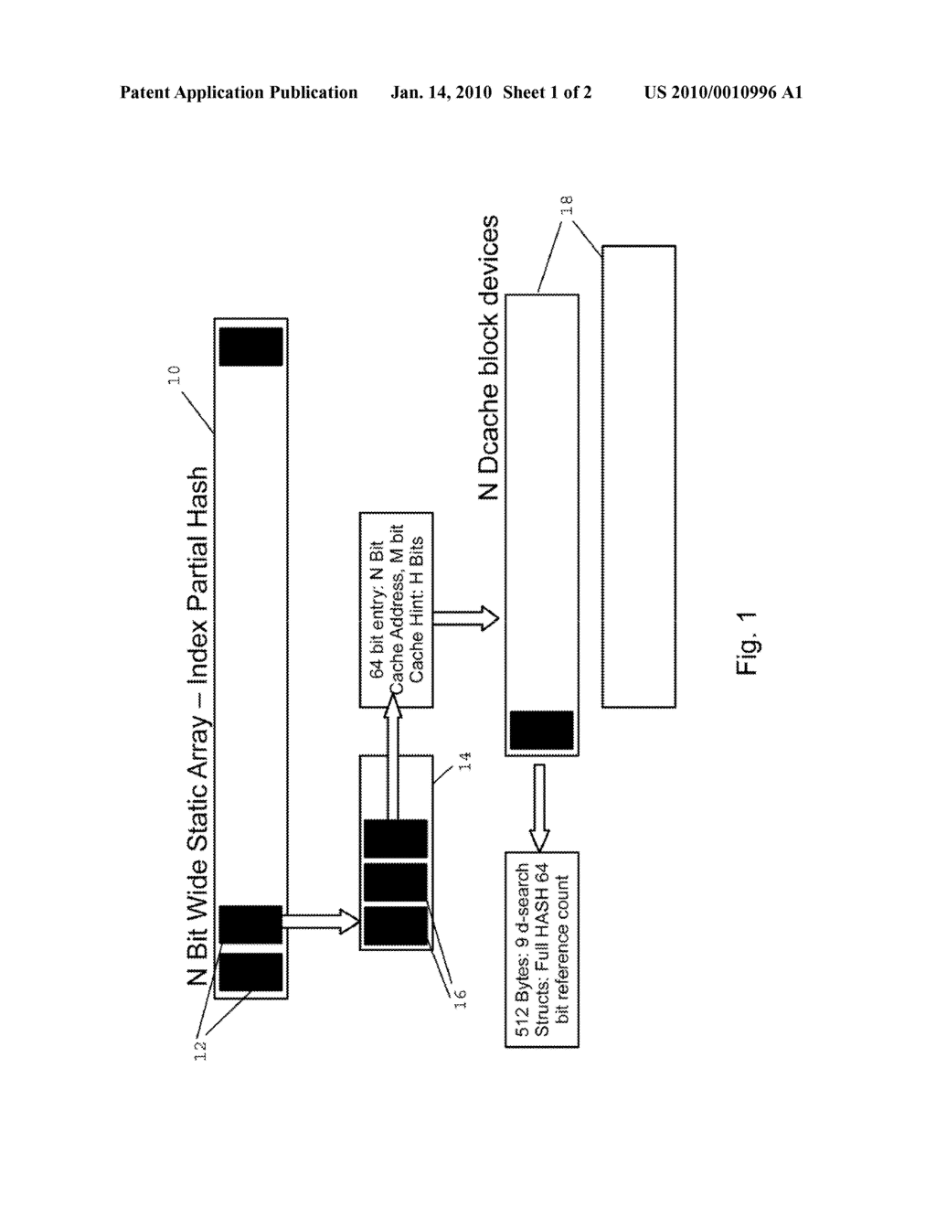 METHOD FOR THE ALLOCATION OF DATA ON PHYSICAL MEDIA BY A FILE SYSTEM THAT ELIMINATES DUPLICATE DATA - diagram, schematic, and image 02