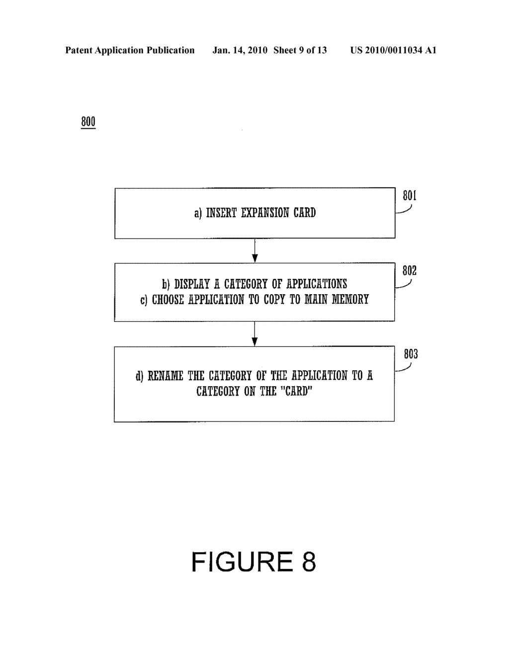 METHOD AND SYSTEM FOR COPYING A FILE - diagram, schematic, and image 10