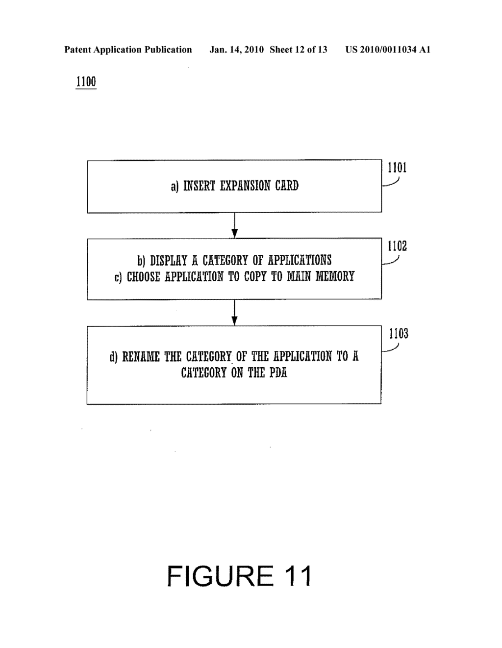 METHOD AND SYSTEM FOR COPYING A FILE - diagram, schematic, and image 13