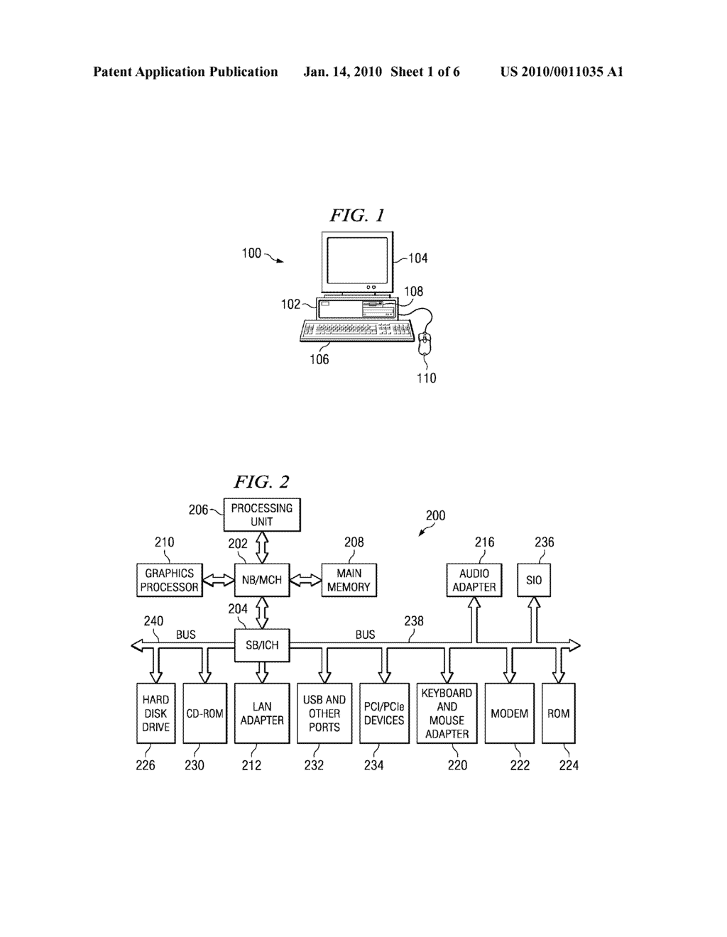 Method and System for Handling Reallocated Blocks in a File System - diagram, schematic, and image 02