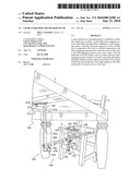 Chair stabilizer and method of use diagram and image
