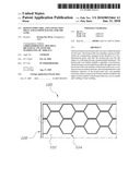 HONEYCOMB CORE, AND CONNECTION PIECE AND SANDWICH PANEL FOR THE SAME diagram and image
