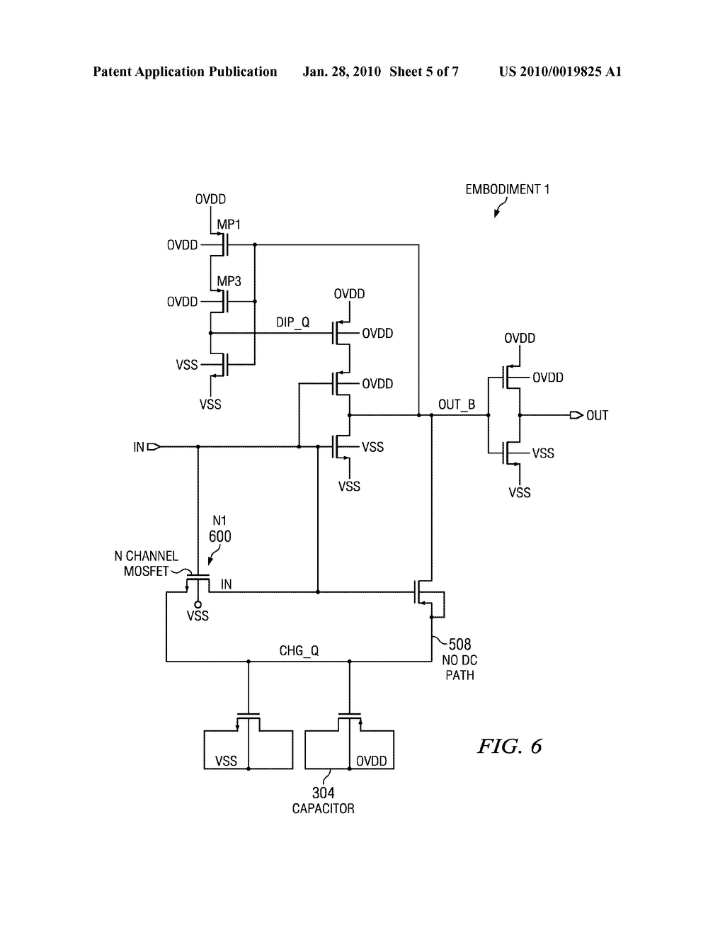 Novel Single Supply Level Shifter Circuit For Multi Voltage Designs Capable Of Up Down Shifting Diagram Schematic And Image 06