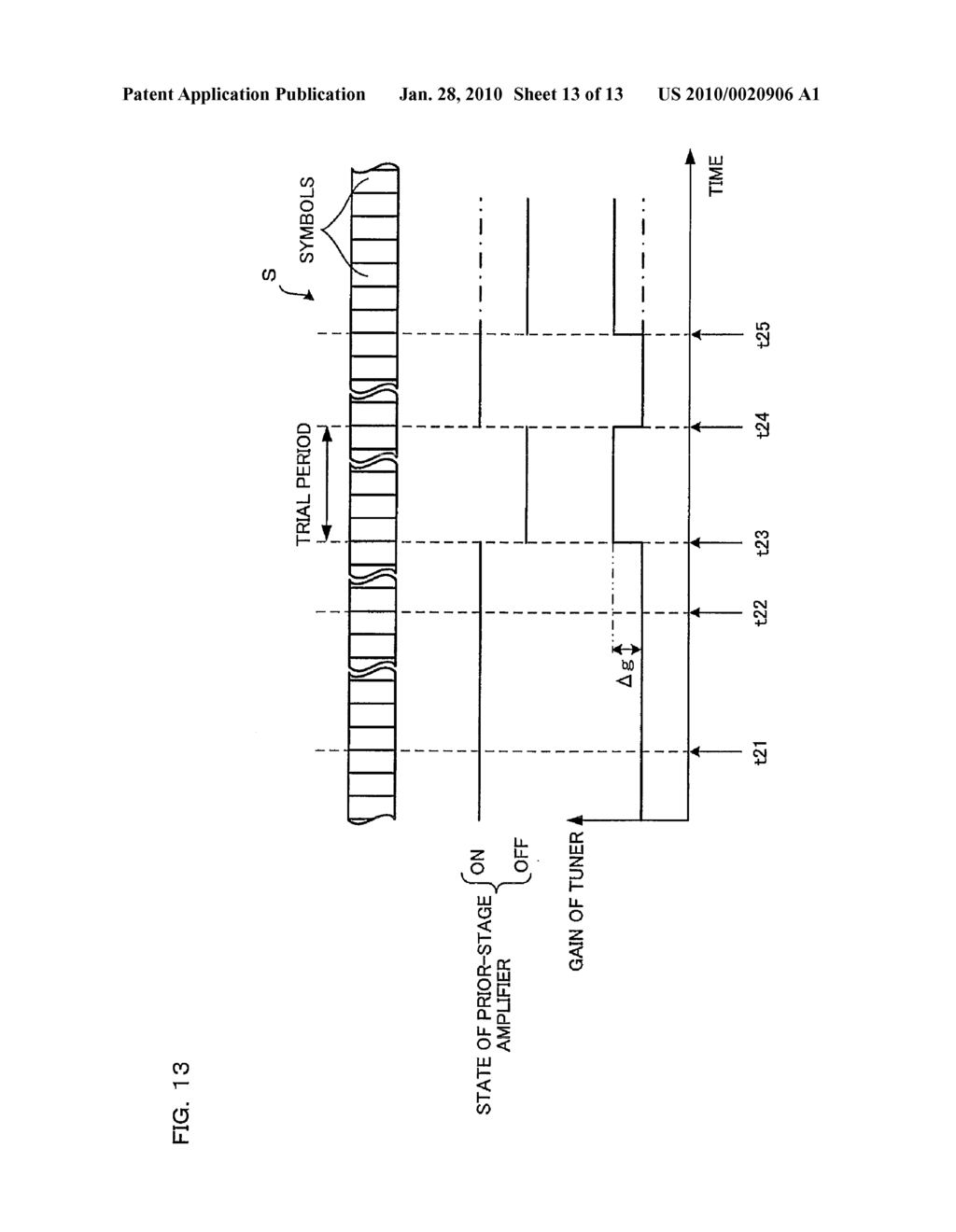 DIGITAL DEMODULATING APPARATUS, DIGITAL RECEIVER, CONTROLLING METHOD OF THE APPARATUS, COMPUTER PROGRAM PRODUCT, AND RECORDING MEDIUM RECORDING THEREON THE PRODUCT - diagram, schematic, and image 14