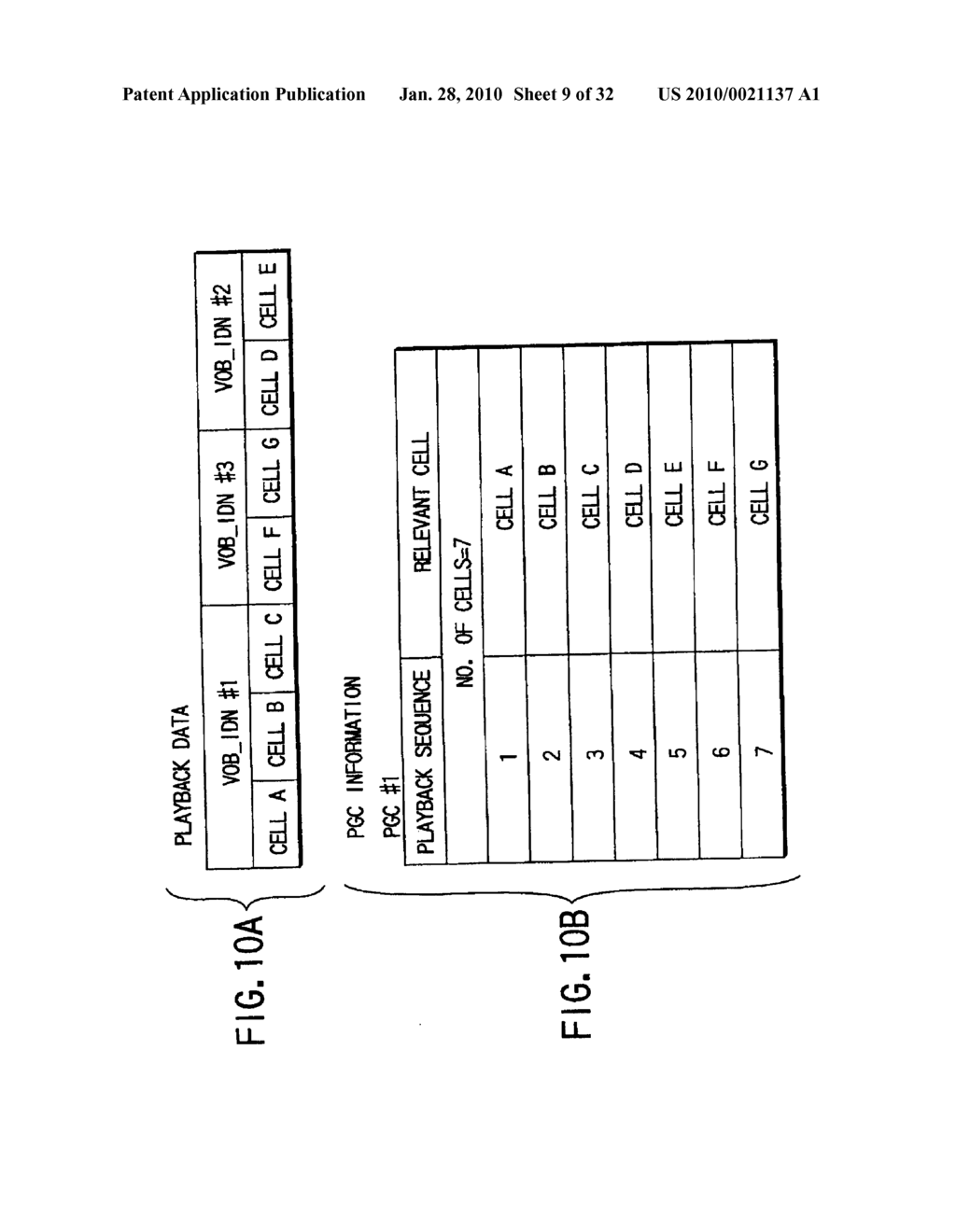 INFORMATION RECORDING METHOD, INFORMATION RECORDING MEDIUM, AND INFORMATION REPRODUCING METHOD, WHEREIN INFORMATION IS STORED ON A DATA RECORDING PORTION AND A MANAGEMENT INFORMATION RECORDING PORTION - diagram, schematic, and image 10