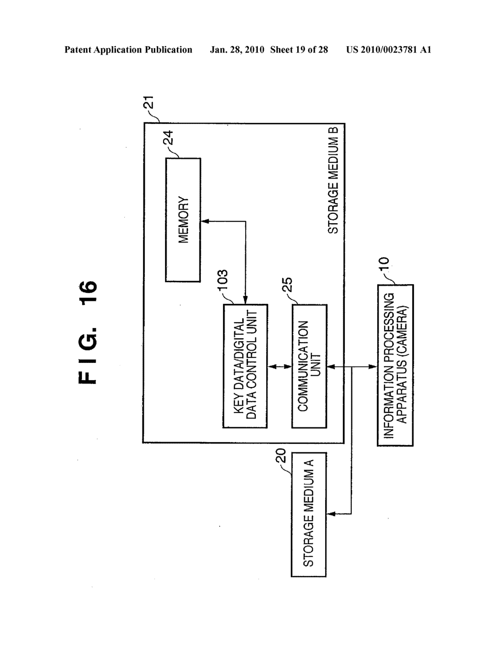 DATA PROCESSING APPARATUS, DATA STORAGE DEVICE, AND DATA PROCESSING METHOD THEREFOR - diagram, schematic, and image 20