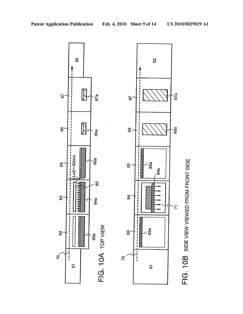 Method of Manufacturing Light Emitting Device - diagram, schematic, and image 10