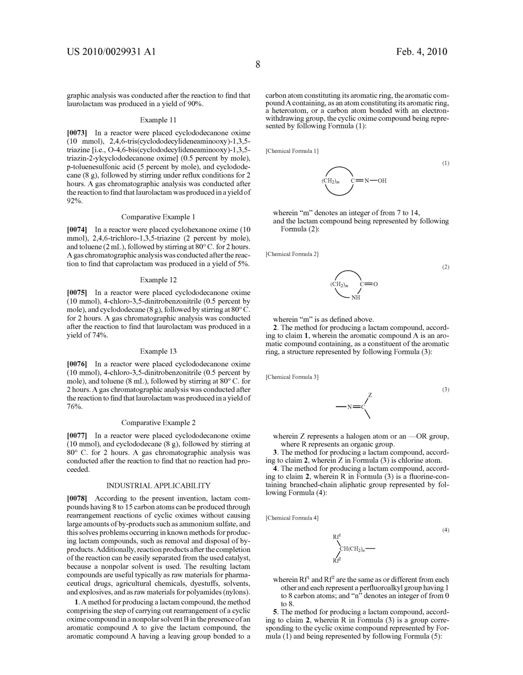 METHOD FOR PRODUCING LACTAM COMPOUND - diagram, schematic, and image 09