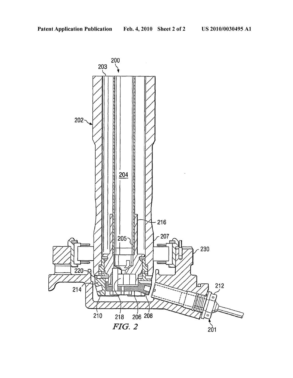 meter mast diagram
