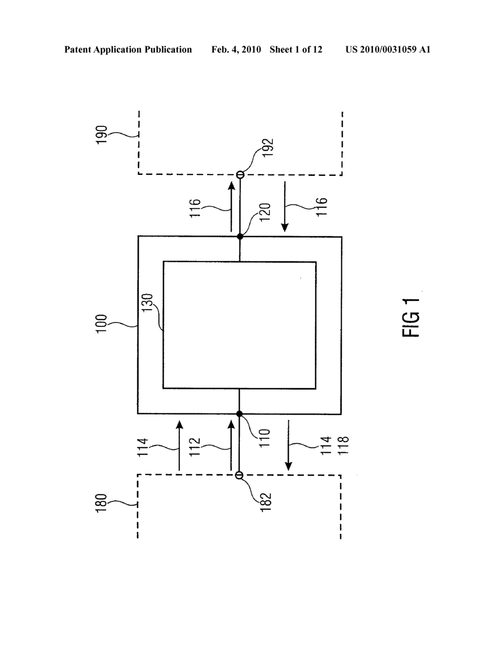 SECURITY DEVICE, SECURE MEMORY SYSTEM AND METHOD USING A SECURITY DEVICE - diagram, schematic, and image 02