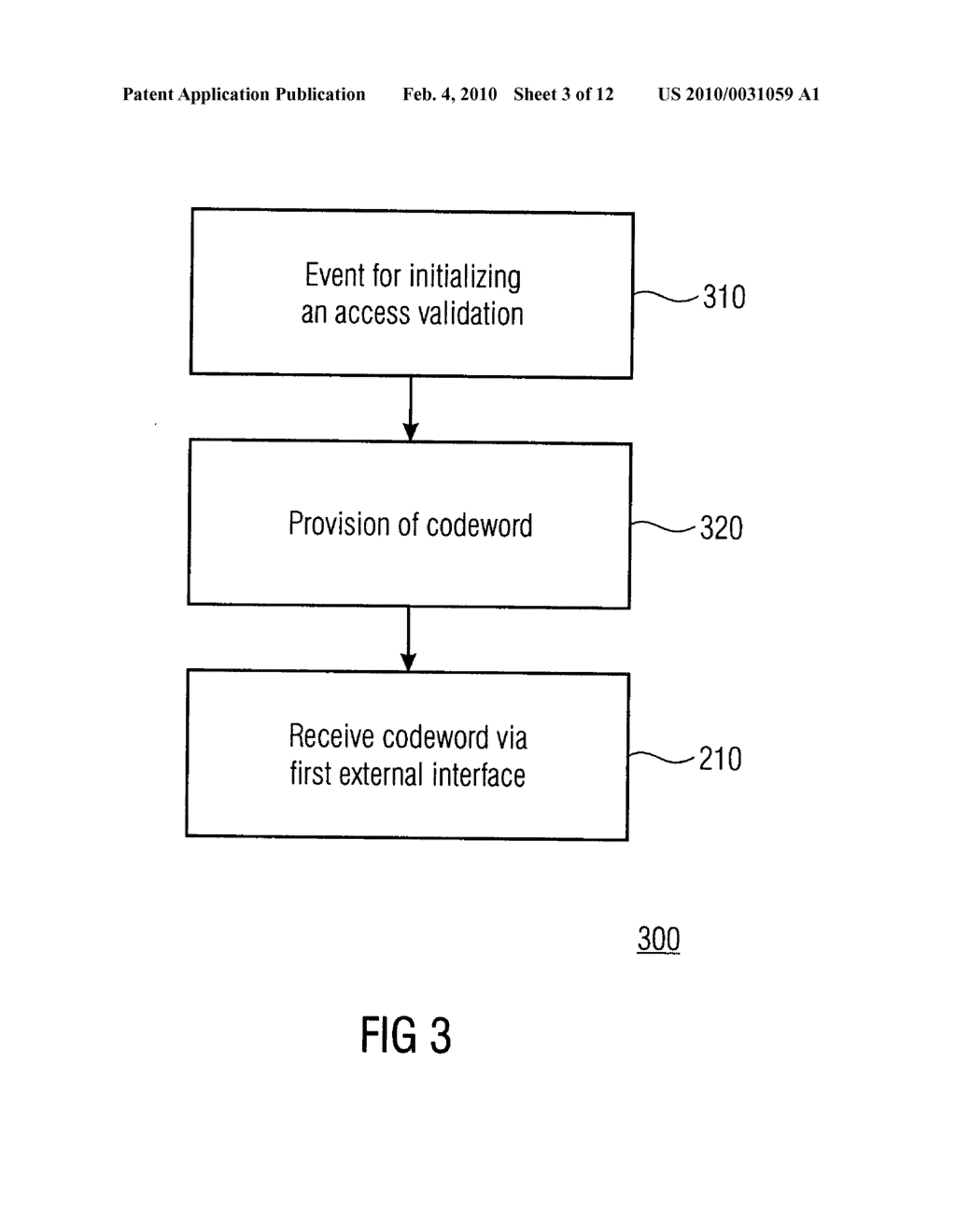 SECURITY DEVICE, SECURE MEMORY SYSTEM AND METHOD USING A SECURITY DEVICE - diagram, schematic, and image 04